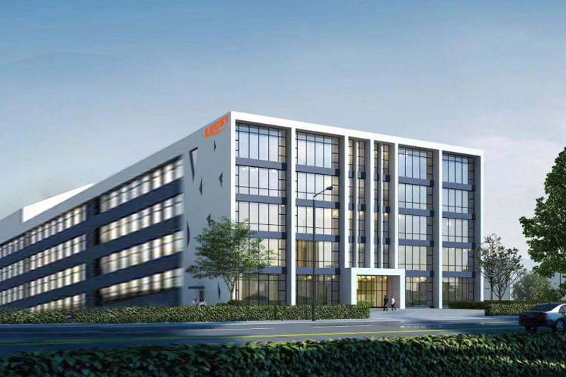 Lucky sonar smart building will be completed in Oct.2019