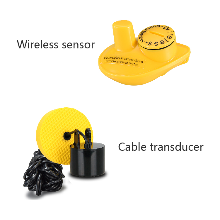 wireless sonar sensor cable sonar sensor